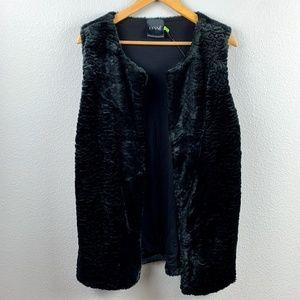 ⭐NWT Lysse Faux Fur Vest